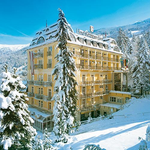 Hotel Saltzburger Hof
